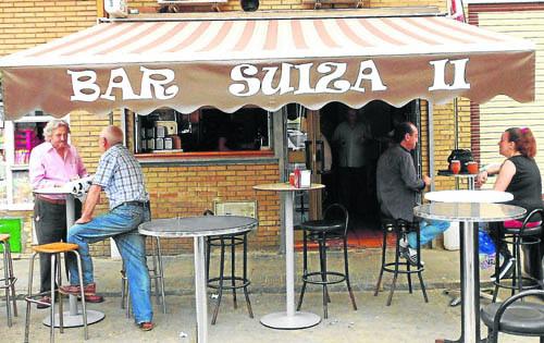 Bar Suiza II