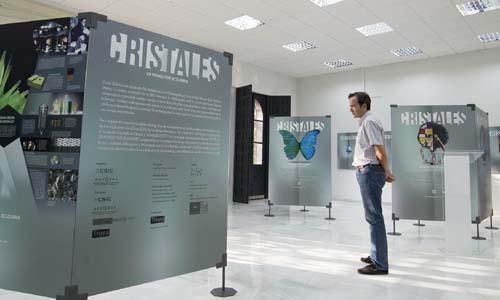 La exposición se puede visitar en el Museo Casa de la Ciencia