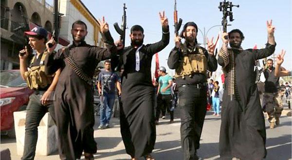 Miembros del Estado Islámico (EFE)