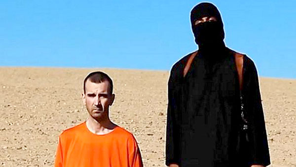 Estado Islámico asesinó a su tercer rehén occidental, David Haines. (EFE)