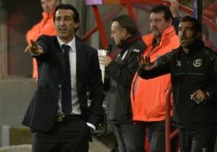 El entrenador del Sevilla, Unai Emery. Foto: Manu Gómez.