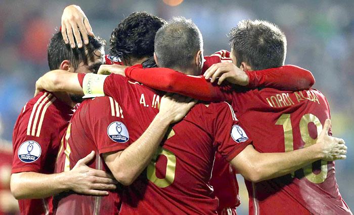 España_Luxemburgo