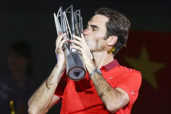 Tennis Shanghai Masters