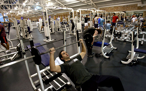 el low cost se hace fuerte entre los gimnasios