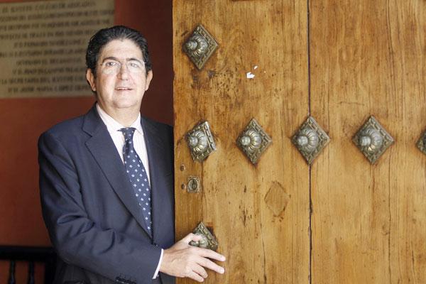 José Joaquín Gallardo. / Javier Cuesta