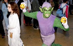 Halloween en Isla Magica.