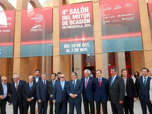 Inauguración hoy de la IV edición del Salón del Motor de Ocasión en Fibes.