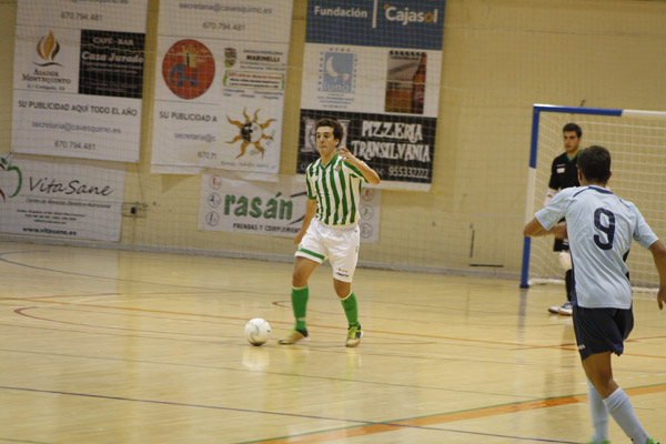 Real Betis FSN-CD Ejido 3
