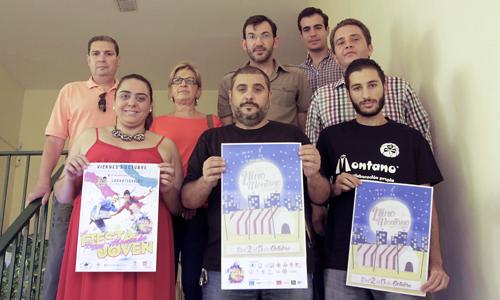 Presentación de la Velá solidaria de Pino Montano. / José Luis Montero