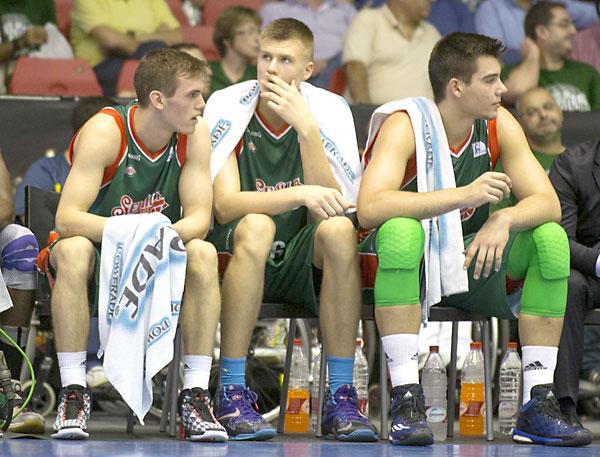Baloncesto Sevilla - Iberostar Tenerife. / Foto: Inma Flores