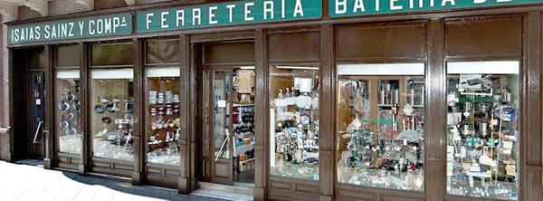 Fachada del Bazar Victoria. / El Correo