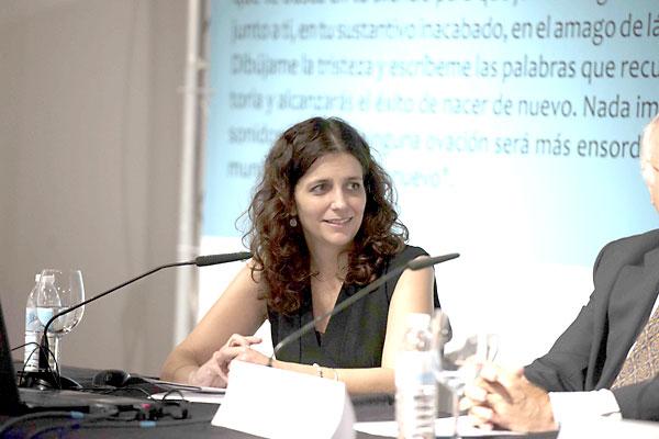 La médico Gracia Martínez / J.M.Paisano