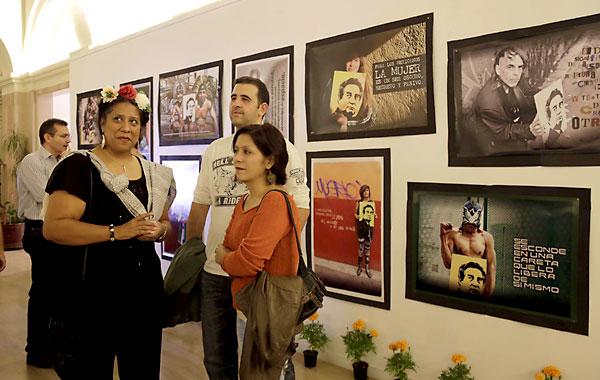 Fiesta Mexicana de los Muertos en la Casa de la Provincia. / José Luis Montero