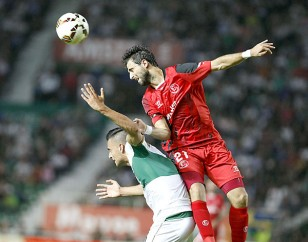 Elche - Sevilla FC. / EFE