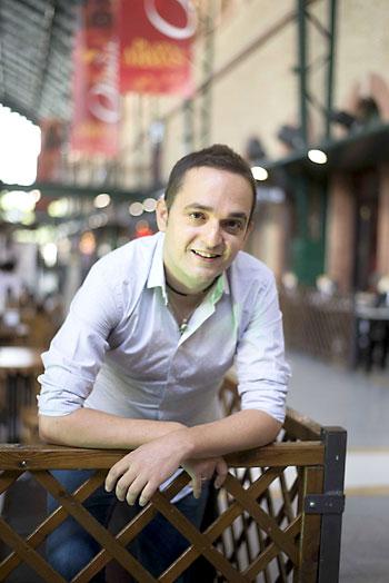 Francisco Bernier es el director del Festival de la Guitarra. / J. M. Paisano