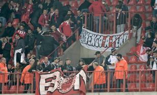 Standard de Lieja – Sevilla FC. / Foto: Manuel Gómez