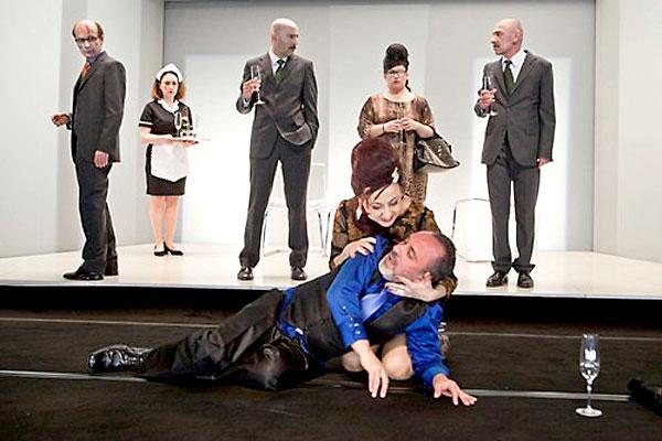 Imagen de promoción de la obra. / El Correo