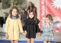 Tradicional pase de modelos infantil organizado por la hermandad del Rocío de Triana a beneficio de sus obras asistenciales. / Foto: J.M.Paisano