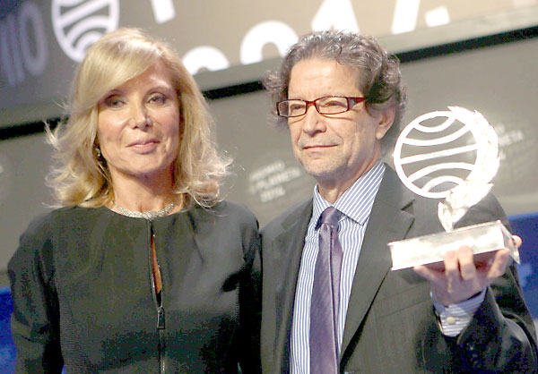 El LXIII Premio Planeta de Novela se fallará esta noche en Barcelona.