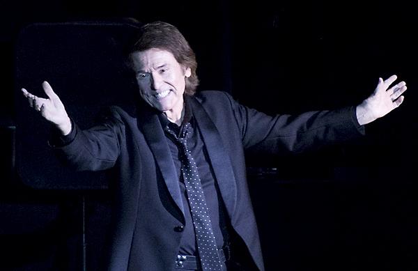 Concierto de Raphael en el Auditorio de Fibes. / Foto: Pepo Herrera