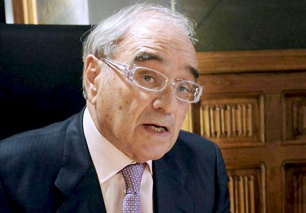 Rodolfo Martín Villa. / EFE
