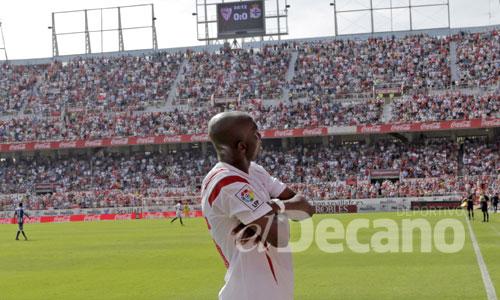 El Sevilla goleó al Deportivo en el Sánchez Pizjuán. Foto: Manu Gómez