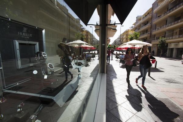 Sevilla 30/10/2014 Barrio de Los Remedios<br />  FOTO: Pepo Herrera