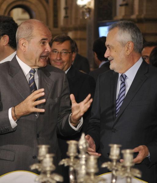 """CONFERENCIA SUSANA DÍAZ """"UN NUEVO TIEMPO PARA ANDALUCÍA"""""""