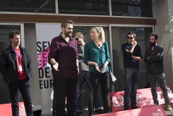 Sevilla 09 11 2014: Presentacion panorama andaluz en el hotel hesperi