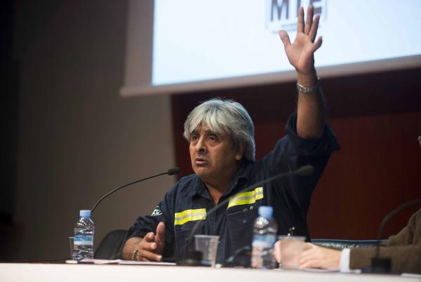 Sevilla 2911 2014: Encuentro diosesano contra el paro.Foto: J.M.Paisano