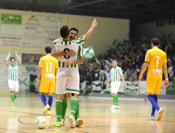 Sevilla 5/11/2014  Real Betis FSN- Levante UDPabellon Francisco de D