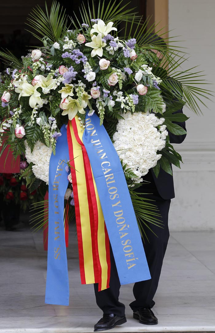 FUNERAL POR LA DUQUESA DE ALBA EN LA CATEDRAL DE SEVILLA