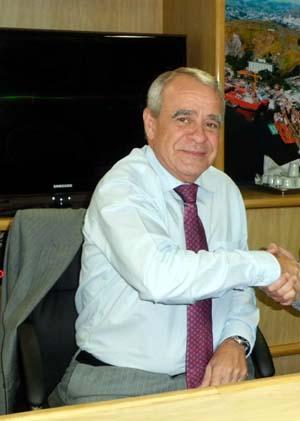 Carlos Alejo, de Ghenova.