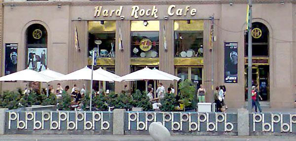 Establecimiento de Hard Rock en Barcelona. / El Correo