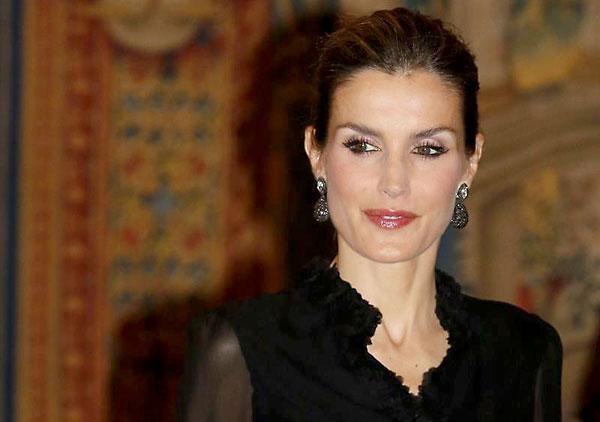 La reina Letizia. / EFE
