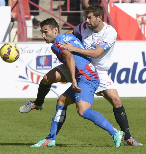 Sevilla FC- Levante UD / Foto: Manuel Gomez