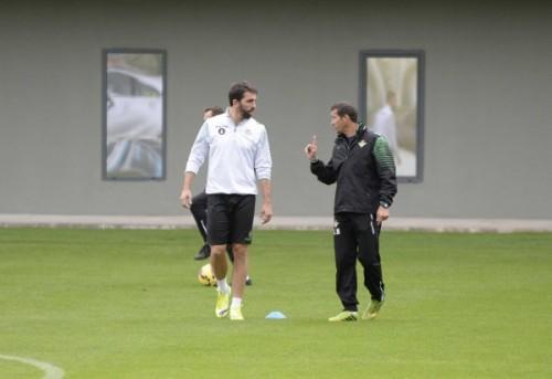Sevilla 27/11/2014 entrenamiento Betis (c.