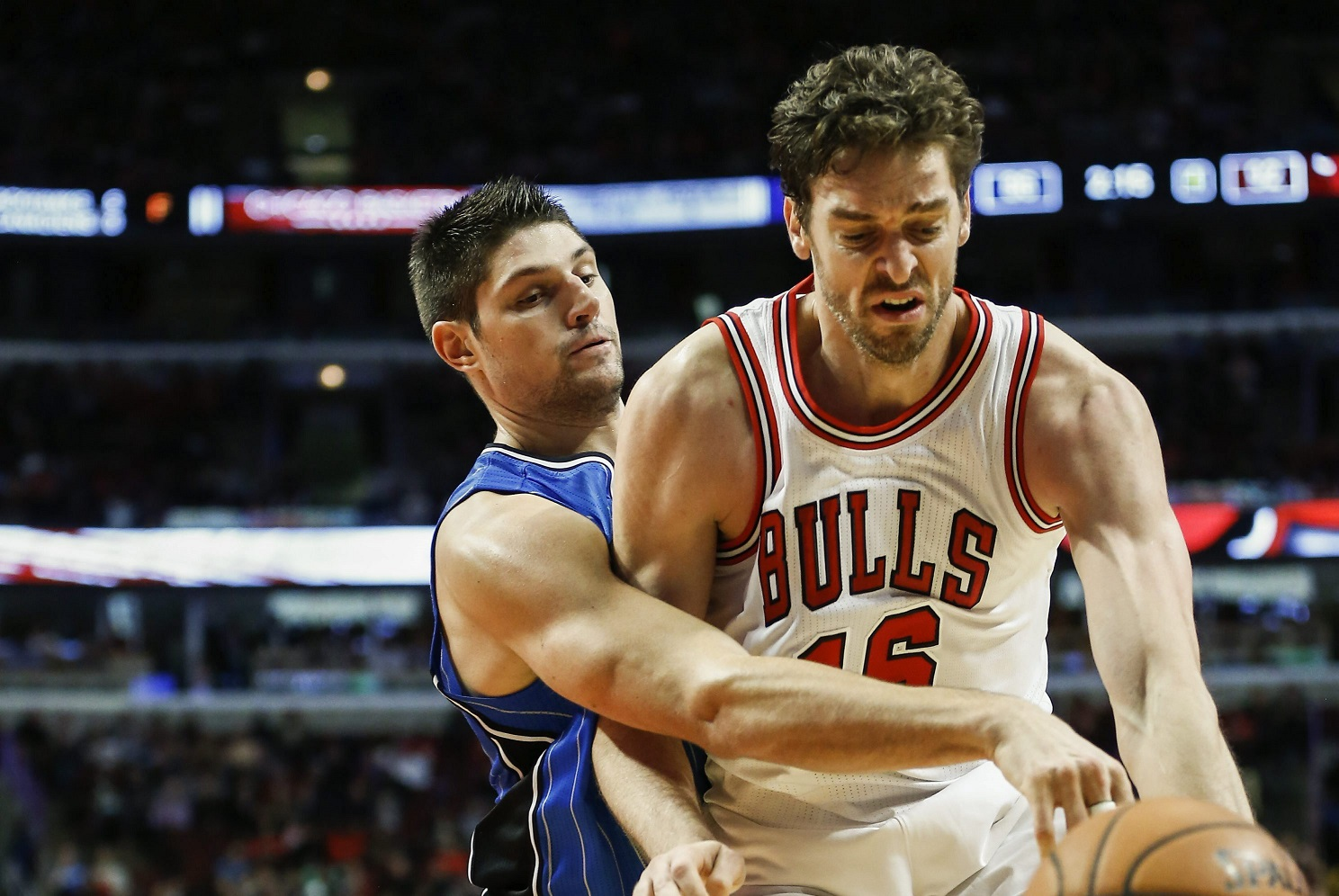 ORLANDO MAGIC VS CHICAGO BULLS