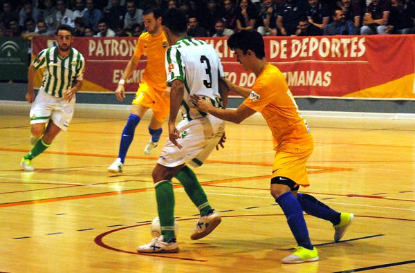 Previa Real Betis FSN-FSD Puertollano