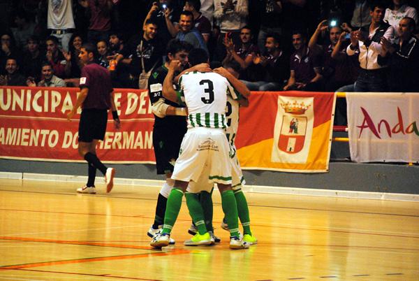Real Betis FSN-Levante UDDM 1. Foto: FSN Betis.