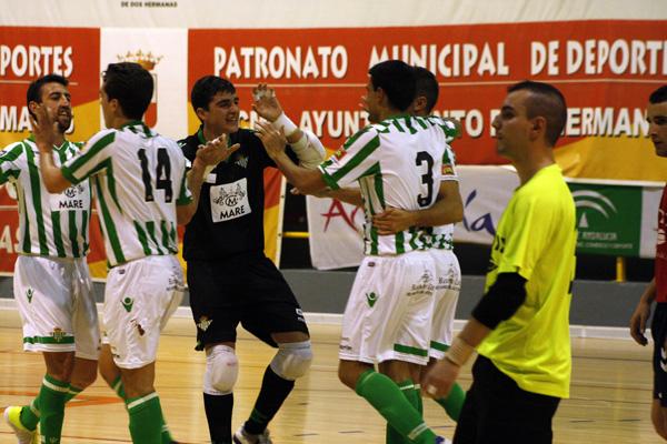 Real Betis FSN-Mengíbar FS