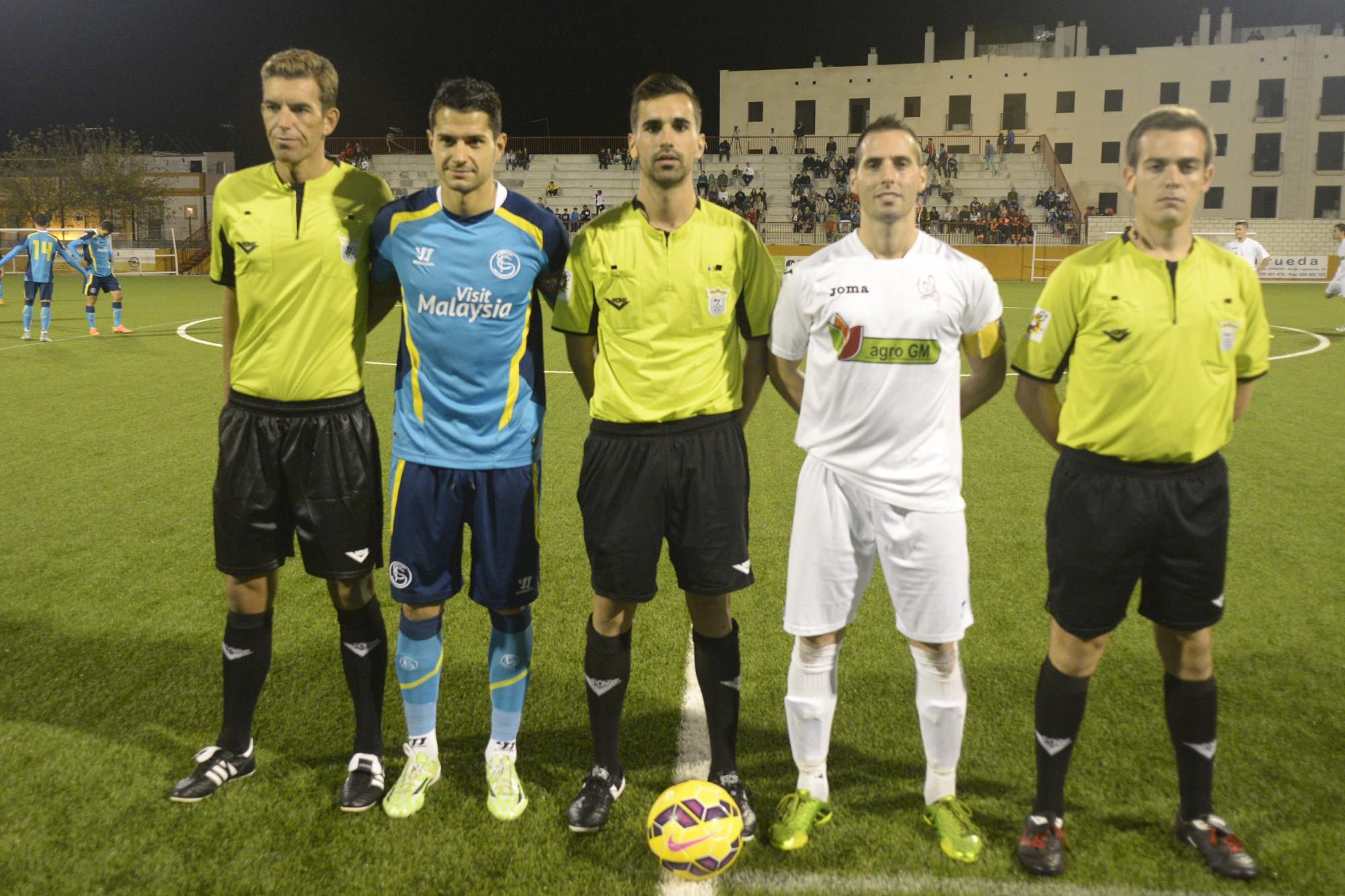 Vitolo fue el capitán del Sevilla / Manuel Gómez