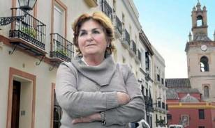 La representante vecinal Ana Sosbilla defiende la necesidad de construir un aparcamiento para solventar los problemas que tiene esta zona del centro. Foto: José Luis Montero
