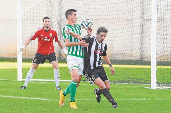 Sevilla 2/11/2014 - BETIS B - Sevilla Atletico (segunda b)foto: Inm