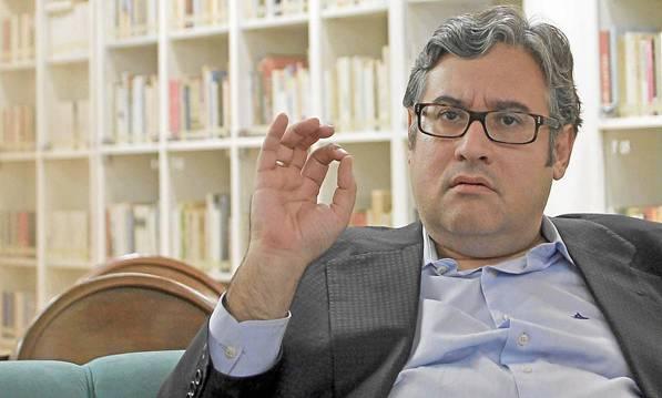 El escritor Juan Manuel de Prada. / El Correo