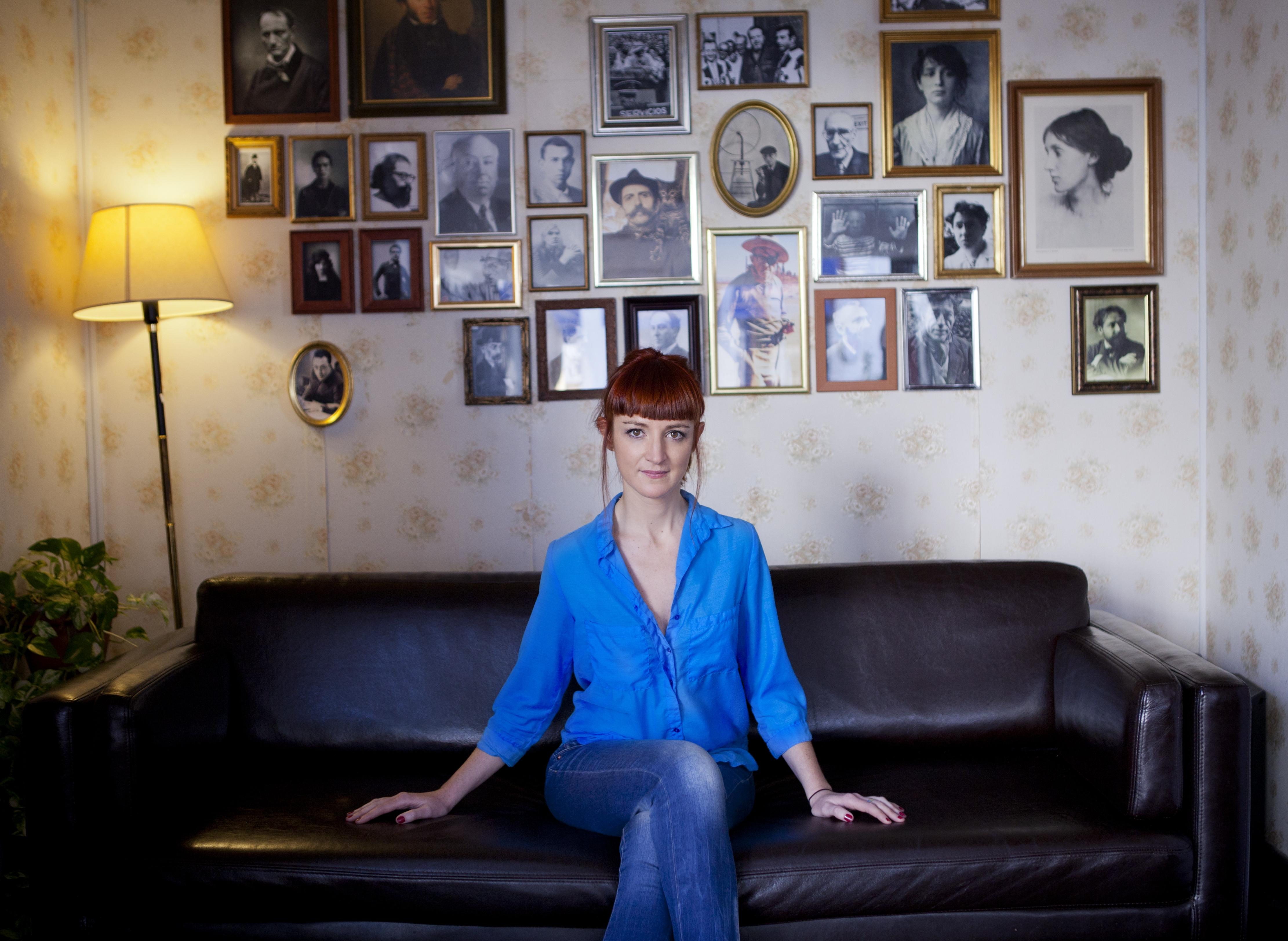 Carmen Camacho, una autora que no se aviene fácilmente a las etiquetas. / María Artiaga