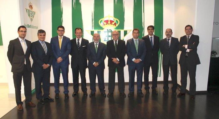 Este es el nuevo consejo de administración del Betis / Real Betis