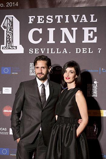 Inauguración del Festival de Cine Europeo de Sevilla en el Teatro Lope de Vega. / Foto: Pepo Herrera