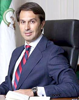 Juan María González Mejías. / El Correo