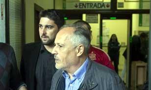 José Manuel García asumió la portavocía del grupo municipal de IU tras la dimisión de Antonio Rodrigo Torrijos. / José Luis Montero